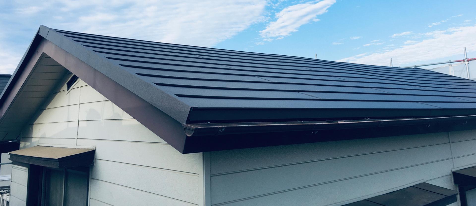 屋根リフォームの画像